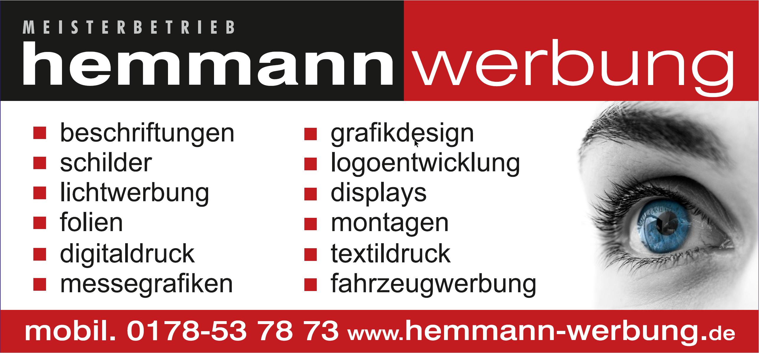 hemmann-werbung